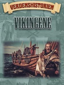 Vikingene (ebok) av Kjell Mathiesen