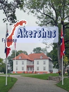 Akershus (ebok) av Ukjent