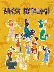 Gresk mytologi (ebok) av