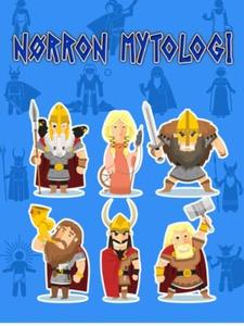 Norrøn mytologi (ebok) av