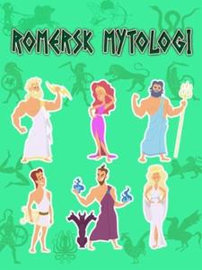 Romersk mytologi (ebok) av