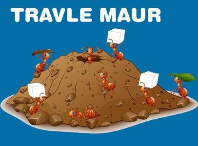 Travle maur (ebok) av Anupa Lal