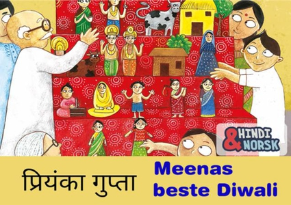 Menas beste Diwali (ebok) av Anupa Lal