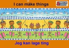 Jeg kan lage ting Engelsk-norsk