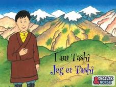 Jeg er Tashi = I am Tashi
