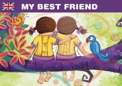 My best friend (ebok) av Anupa Lal