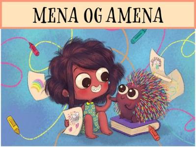 Mena og Amena (ebok) av Nimmy Chacko