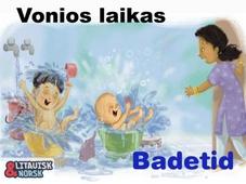 Badetid Litauisk-norsk