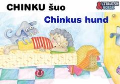 Chinkus hund Litauisk-norsk