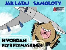 Hvordan flyr flymaskiner Litauisk-norsk