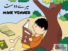 Mine venner Urdu-norsk