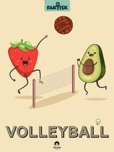 Volleyball (ebok) av Silje Tangen, Silje I. T