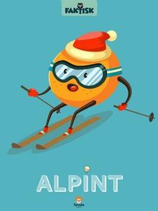 Alpint (ebok) av Ida C. Rahbek Manholt