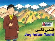 Jeg heter Tashi