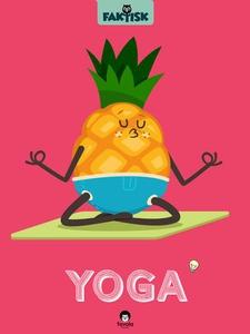Yoga (ebok) av Ida C. Rahbek Manholt