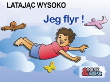 Jeg flyr Polsk-norsk