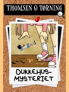 Dukkehusmysteriet (ebok) av Kelly Townley