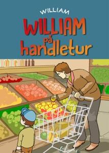 William på handletur (ebok) av Ukjent