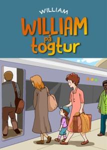 William på togtur (ebok) av Ukjent