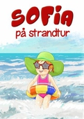 Sofia på strandtur