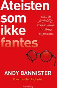 Ateisten som ikke fantes (ebok) av Andy Banni