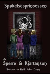 Spøkelsesprinsessen (ebok) av Milli Evina Spe