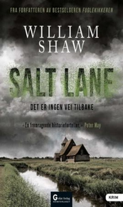 Salt Lane (ebok) av William Shaw