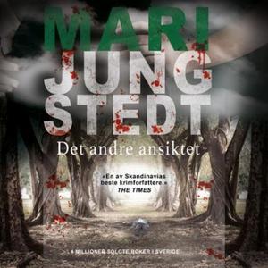 Det andre ansiktet (lydbok) av Mari Jungstedt