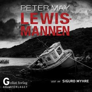Lewismannen (lydbok) av Peter May