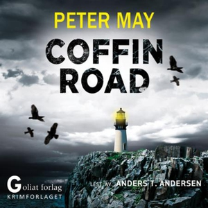 Coffin road (lydbok) av Peter May