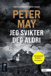 Jeg svikter deg aldri (ebok) av Peter May