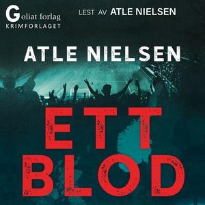 Ett blod (lydbok) av Atle Nielsen