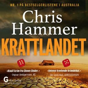 Krattlandet (lydbok) av Chris Hammer