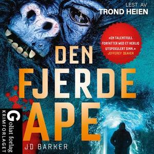 Den fjerde ape (lydbok) av J.D. Barker