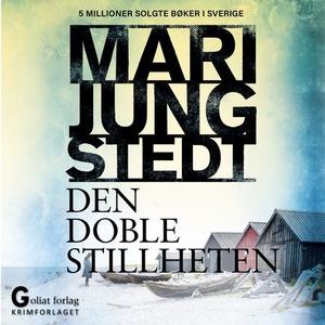 Den doble stillheten (lydbok) av Mari Jungste