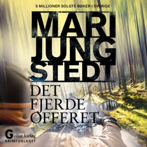 Det fjerde offeret (lydbok) av Mari Jungstedt