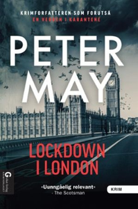 Lockdown i London (ebok) av Peter May