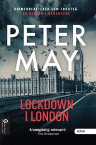 Lockdown i London (ebok) av Peter May