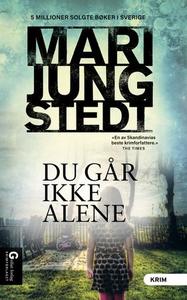 Du går ikke alene (ebok) av Mari Jungstedt