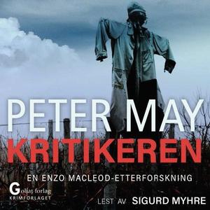 Kritikeren (lydbok) av Peter May