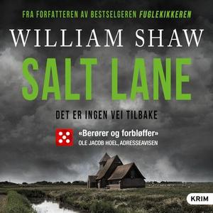 Salt Lane (lydbok) av William Shaw
