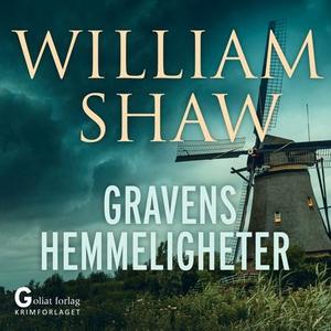 Gravens hemmeligheter (lydbok) av William Sha