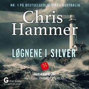 Løgnene i Silver (lydbok) av Chris Hammer