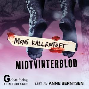 Midtvinterblod (lydbok) av Mons Kallentoft