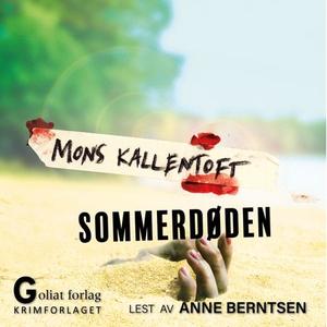 Sommerdøden (lydbok) av Mons Kallentoft