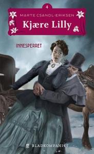 Innesperret (ebok) av Marte Csandl-Eriksen