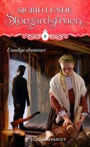 Umulige drømmer (ebok) av Sigrid Lunde