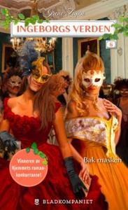 Bak masken (ebok) av Irene Zupin