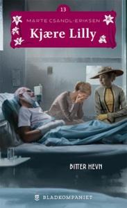 Bitter hevn (ebok) av Marte Csandl-Eriksen