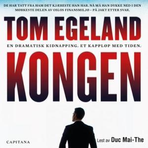 Kongen (lydbok) av Tom Egeland